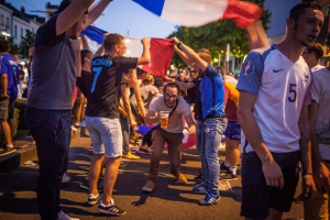 Photos du Pub le Wallaby's Angers Photos Coupe du monde 2018 demifinale183