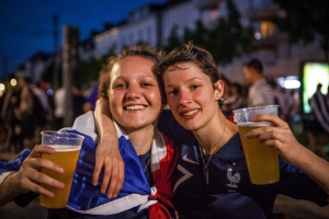 Photos du Pub le Wallaby's Angers Photos Coupe du monde 2018 demifinale263