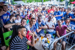 Photos du Pub le Wallaby's Angers Photos Coupe du monde 2018 finalefootball363