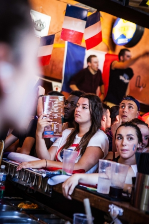 Photos du Pub le Wallaby's Angers Photos Coupe du monde 2018 finalefootball523