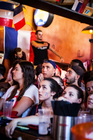 Photos du Pub le Wallaby's Angers Photos Coupe du monde 2018 finalefootball543