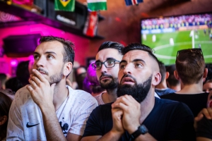 Photos du Pub le Wallaby's Angers Photos Coupe du monde 2018 finalefootball563