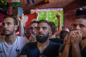 Photos du Pub le Wallaby's Angers Photos Coupe du monde 2018 finalefootball615