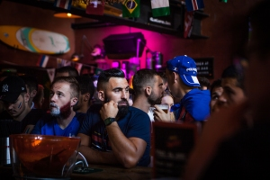 Photos du Pub le Wallaby's Angers Photos Coupe du monde 2018 finalefootball95